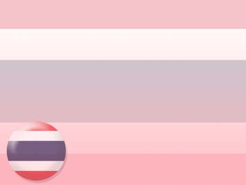 Thailand Flag PowerPoint Templates