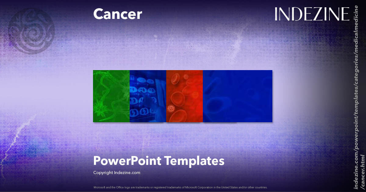 Cancer Powerpoint Templates