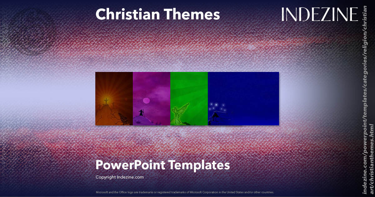 christian themes powerpoint templates