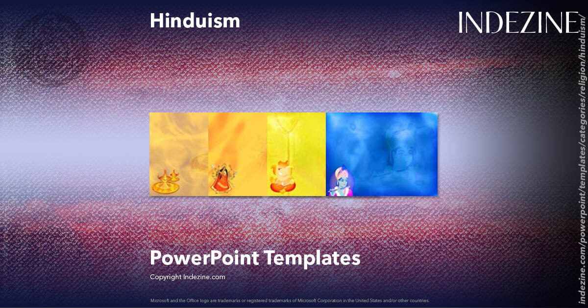 Hinduism PowerPoint Templates