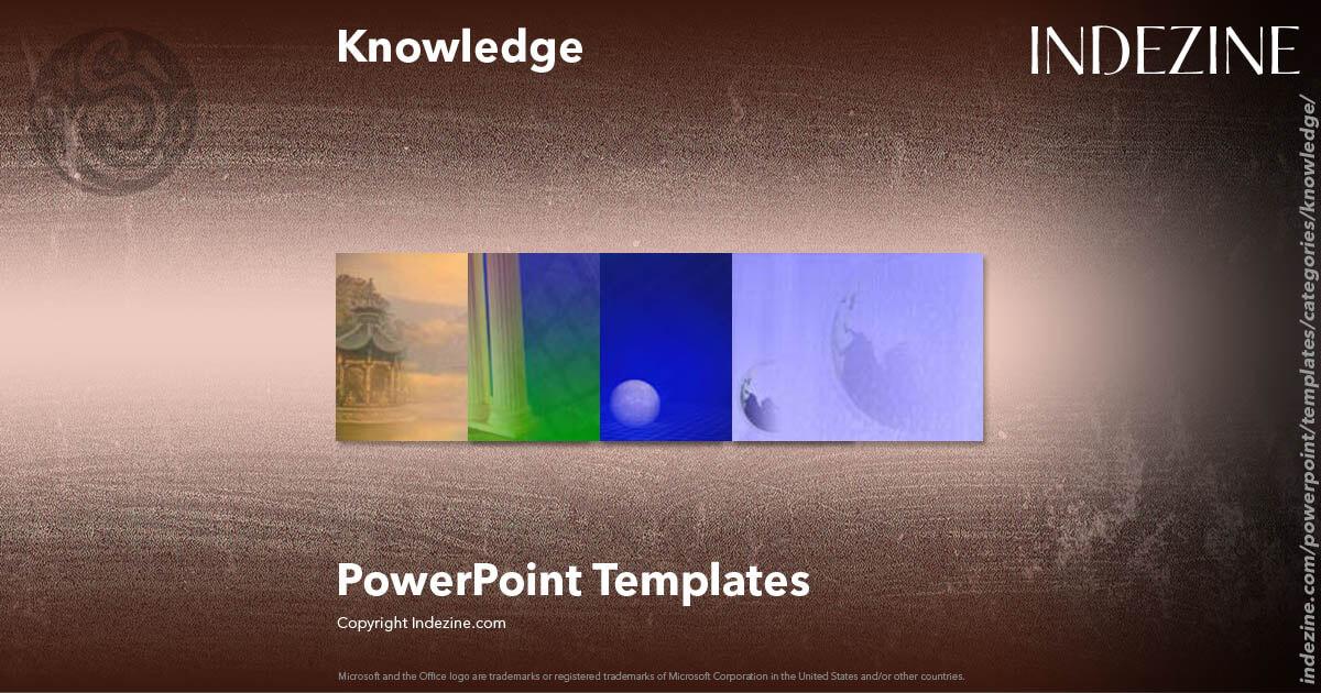 Knowledge powerpoint templates toneelgroepblik Image collections