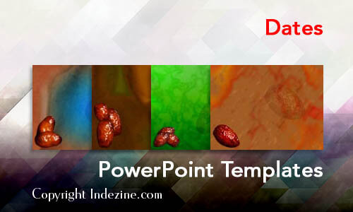 Dates PowerPoint Templates