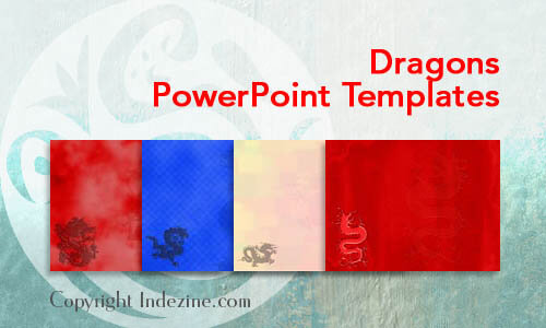 Dragons PowerPoint Templates