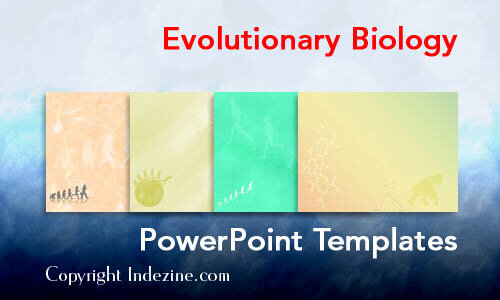 Evolutionary Biology PowerPoint Templates