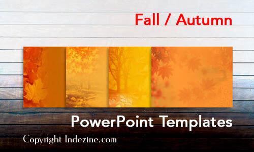 Autumn powerpoint templates fall autumn powerpoint templates toneelgroepblik Images