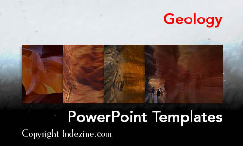 Geology PowerPoint Templates