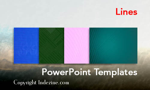 Lines PowerPoint Templates