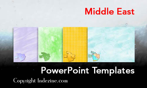 Middle East PowerPoint Templates