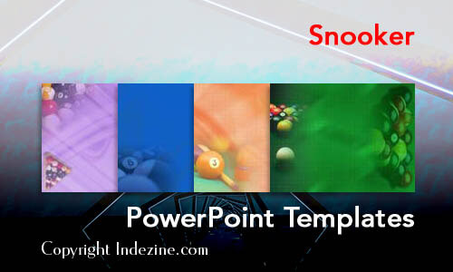 Snooker PowerPoint Templates