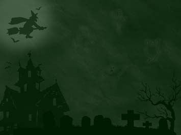 Halloween PowerPoint Template