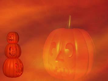 halloween 04 powerpoint templates