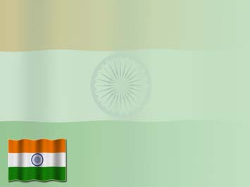 India Flag PowerPoint Templates