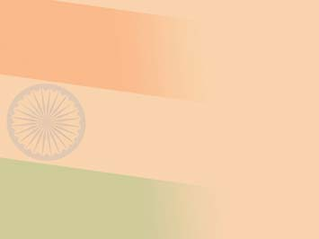 India flag 02 powerpoint templates for India map ppt template