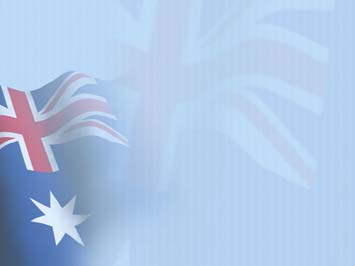 australia flag powerpoint templates