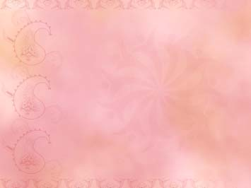 Pink Paisley PowerPoint Templates