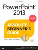 PowerPoint 2013 Books