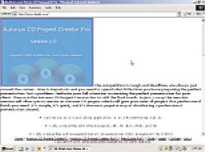 Autorun CD Project Creator Pro