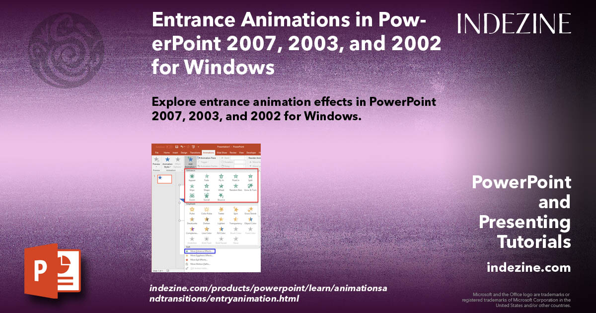 add slide transitions in powerpoint 2007