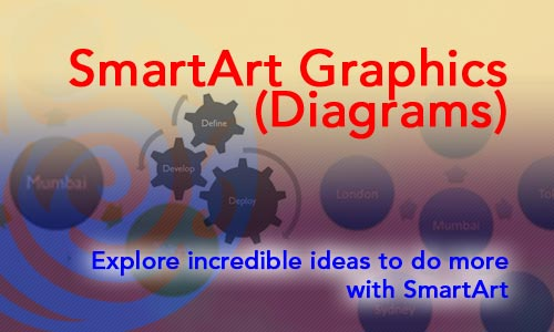SmartArt Graphics (Diagrams)