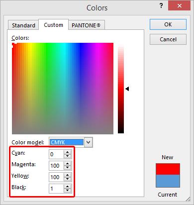 Color Models Cmyk