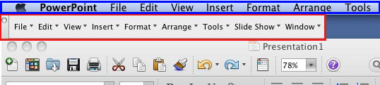 Editable Menu Bar