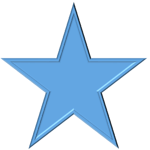 Bevel effect applied to the Star shape