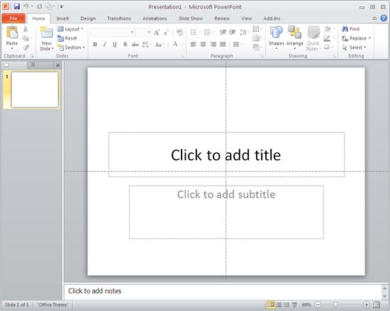 powerpoint 2010 free  for windows 7