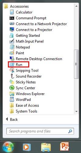 как открыть Powerpoint на Windows 7 - фото 2