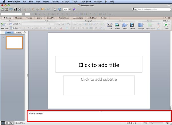 how to create a hyperlink on power point mac