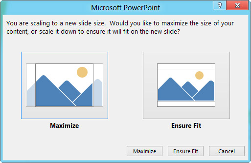Microsoft PowerPoint window