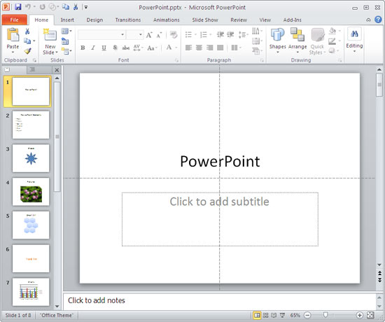 how to buy powerpoint 2010