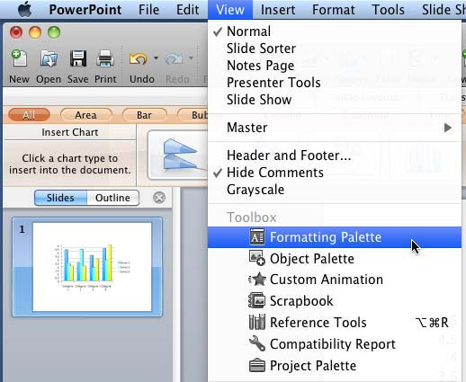 powerpoint for mac themes