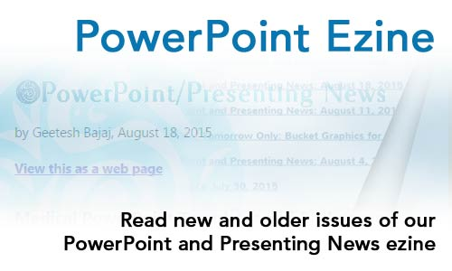 PowerPoint and Presenting News: 2017 Archives