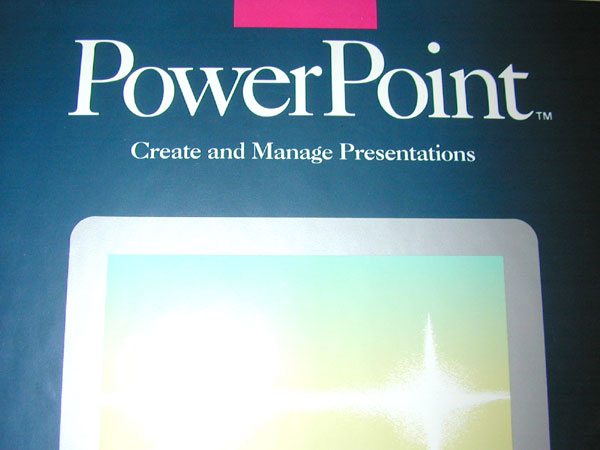 Close Up - The PowerPoint 1 Box