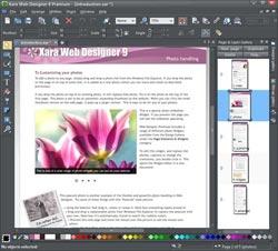 Xara Web Designer 9 Premium